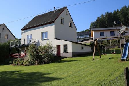 Birresborn Eifel Vrijstaand 5 pers vakantiehuis