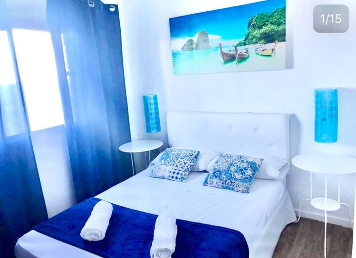 Apartamento con vistas al mar 2-2