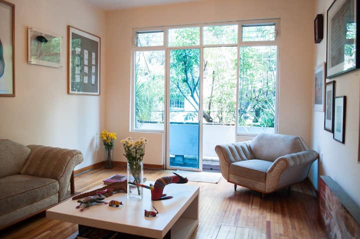 Great apartment at Condesa! perfect for long stays