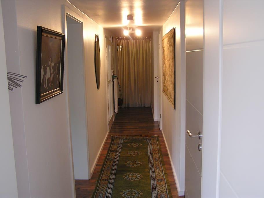 Originalkunst -und Teppiche überall