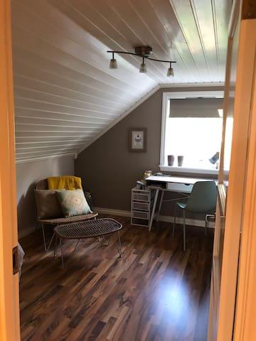 Hus i stavern