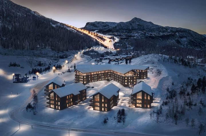 Fyri Tunet Apartment in the heart of Hemsedal