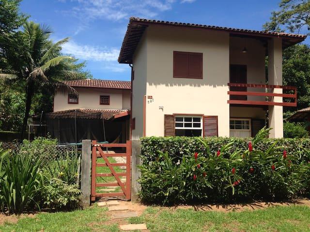 Casa de Praia Itamambuca