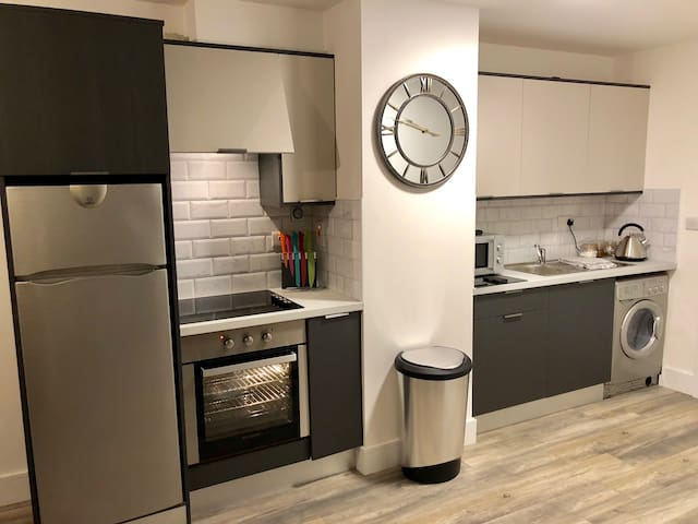 Luxury City Centre Apartment