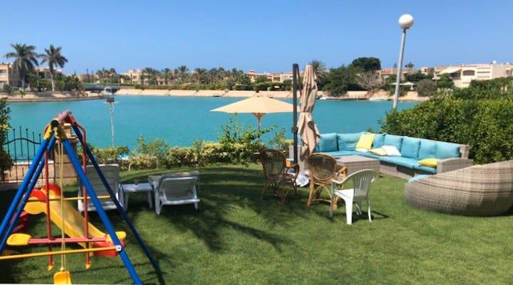 Villa in Marina 5 Sahel (North Coast)