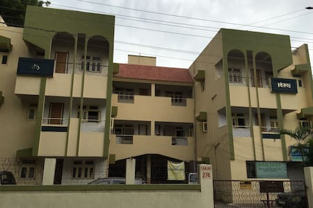 Charming 2 Bedroom Flat in the heart of the city. - Nagpur