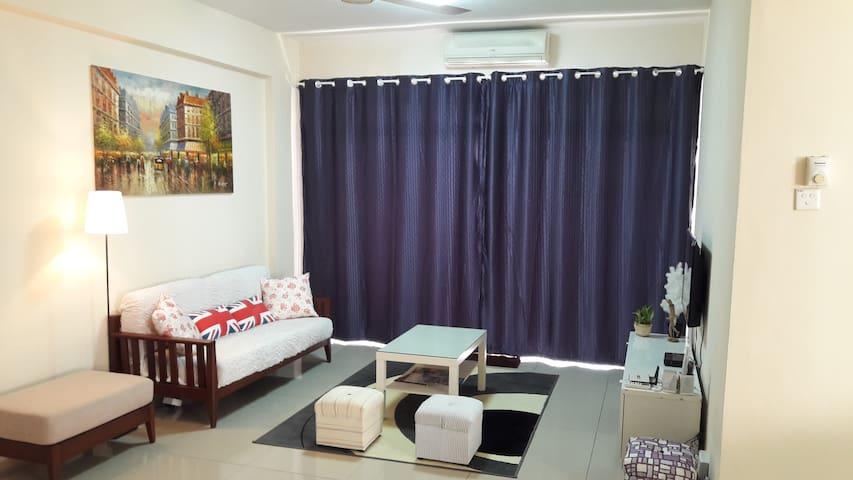 Jan's Place @MRT, IKEA,Kidzania, One Utama, P.Jaya