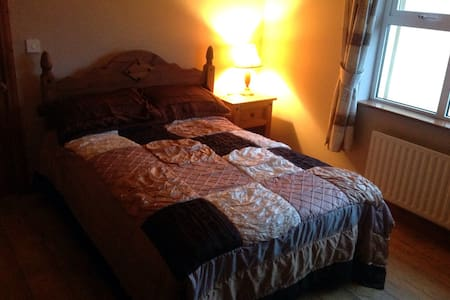 Cosy 2 double bed apartment - Ennis - Apartament