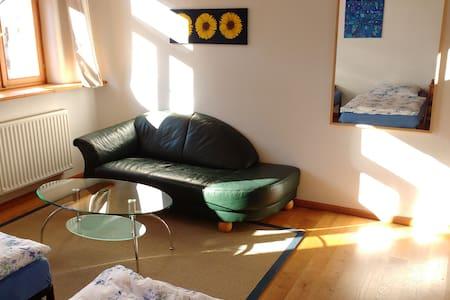 Gemütliches Zimmer auf idyllischem kleinen Hof - Imsweiler - 独立屋