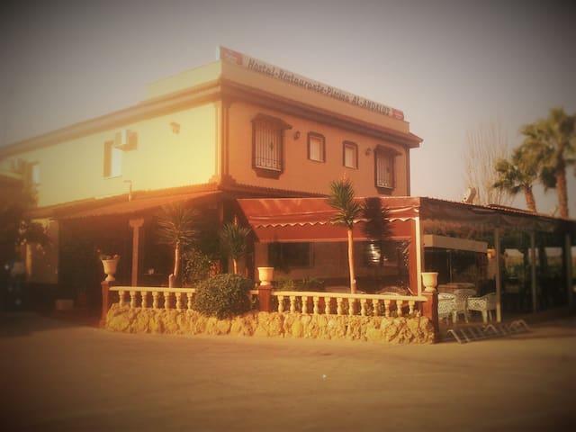 Hostal Restaurante Al-Andalus S.8 - La Guijarrosa - Other