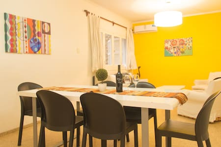 Mendoza city, big,cozy and great location. Parking - Mendoza - Daire