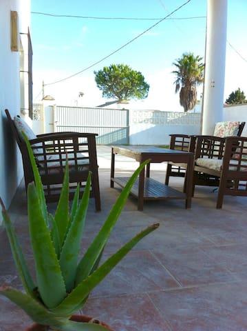 Casa Pepa close to the beach El Palmar - El Palmar - Huis