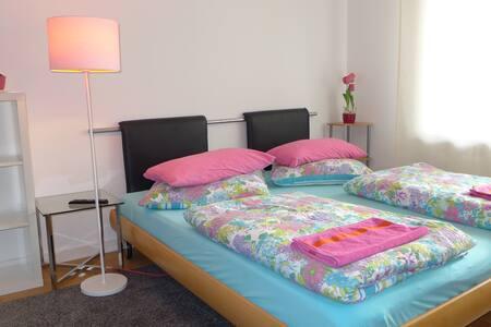 Ruhige zwei Zimmer+Bad+Südbalkon - Neu-Ulm