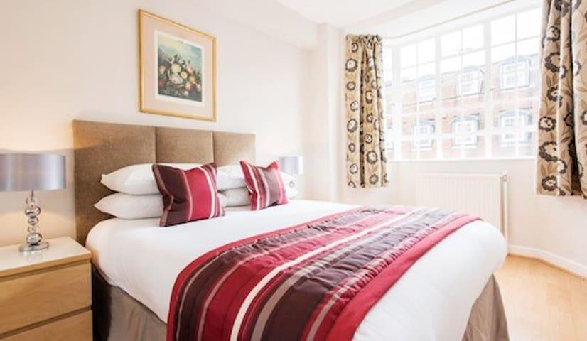 Fantastic One Bedroom Flat - Sloane Avenue - CC