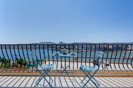 Superb Seafront Apartment