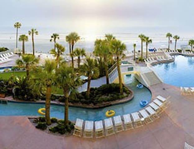 1BR Deluxe WYNDHAM OCEANWALK in Daytona Beach, FL - Daytona Beach - Devremülk