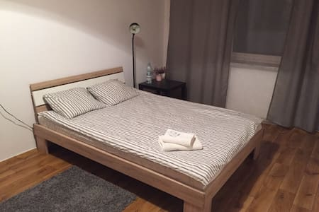 Spacious comfortable flat in the heart of Krakow - Wohnung