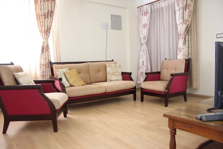 Cozy 2 BHK Apartment at Nakhkhu - Patan - Daire