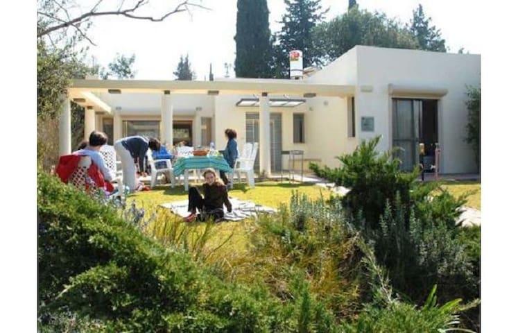 keshet eilon - Villa with garden view