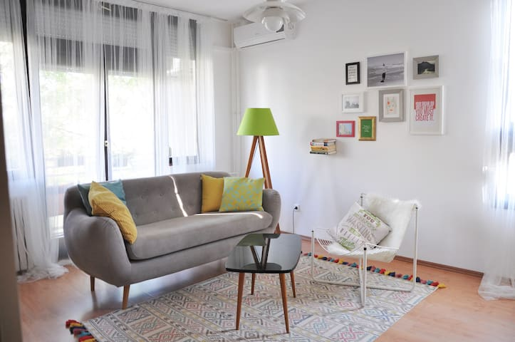 Chic 1 bedroom apartment at Buda downtown