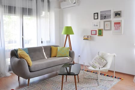 Chic 1 bedroom apartment at Buda downtown - Budapeste