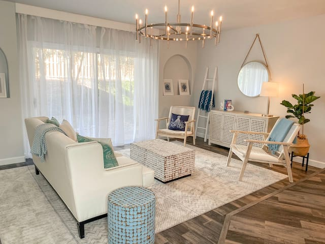 Chic HarborWalk Townhome w/ Pool! Near Crab Island
