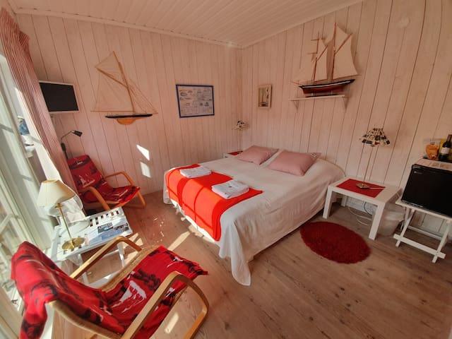 Hotell Klockargården Öregrund! Frukost ingår! Rm 7