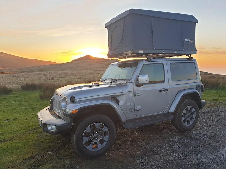 Jeep Wrangler Overland - Austin