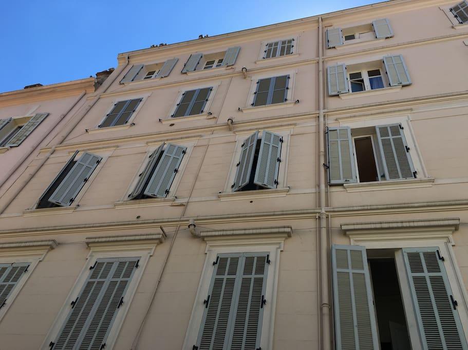Vista edificio