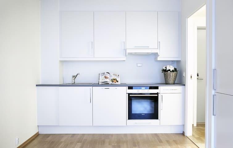 Moderne og minimalistisk 2-roms på Grunerløkka! - Oslo - Apartment
