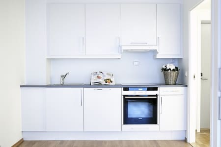 Moderne og minimalistisk 2-roms på Grunerløkka!