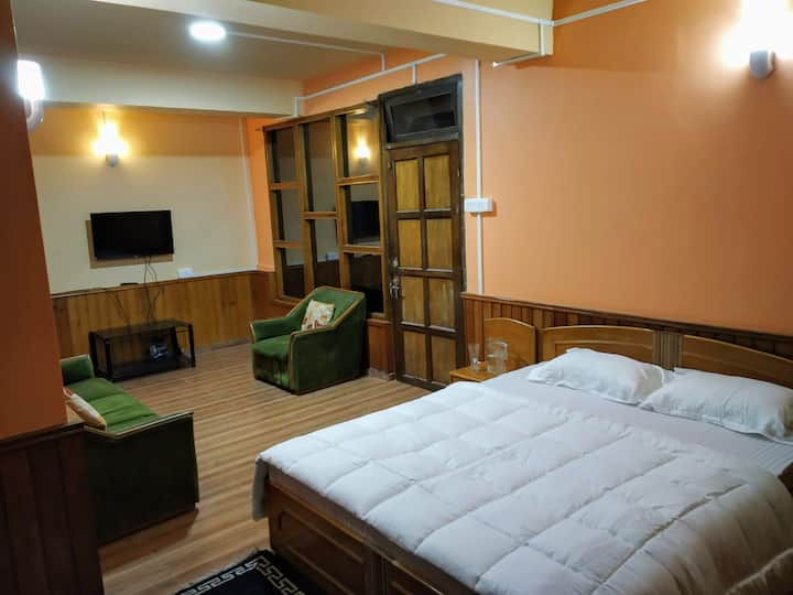 Modern large centrally located home in Gangtok