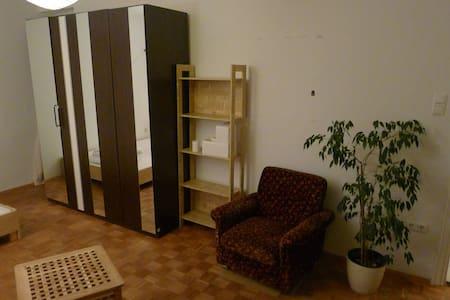 Big cozy room with ideal connection to city center - Monaco - Appartamento