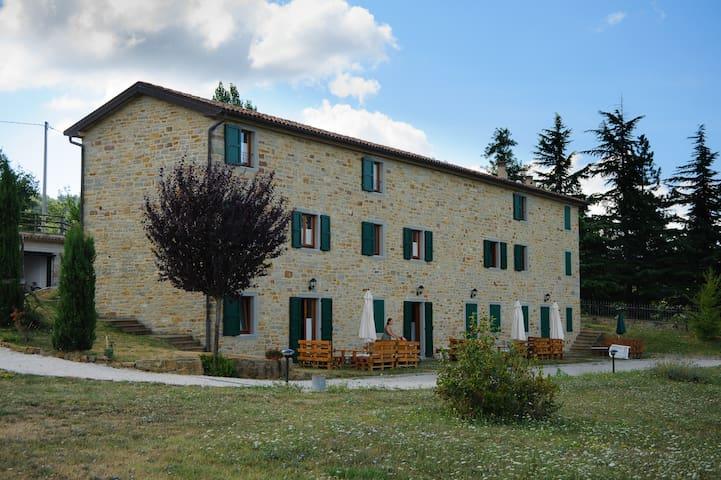 AGRITURISMO PRATO GRANDE - APPARTAMENTO 3 - Loiano - Apartment