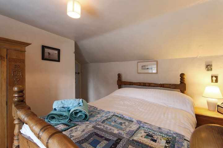 Traditional Cornish cottage - Rosudgeon , Nr Penzance - Casa