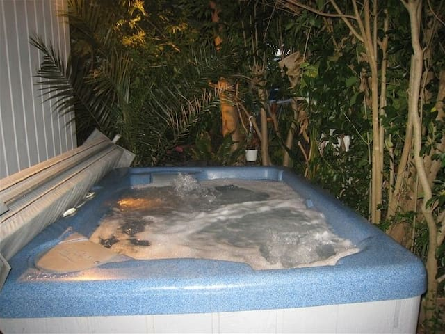 15Min from SF/Hot Tub/Hot Rock Sauna/Jacuzzi/Pets