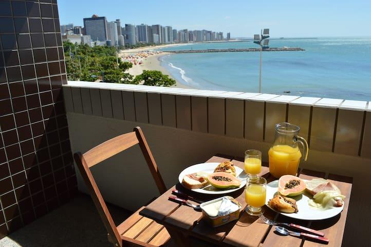 OTH203 Melhor vista da Beira Mar - Fortaleza - Apartment