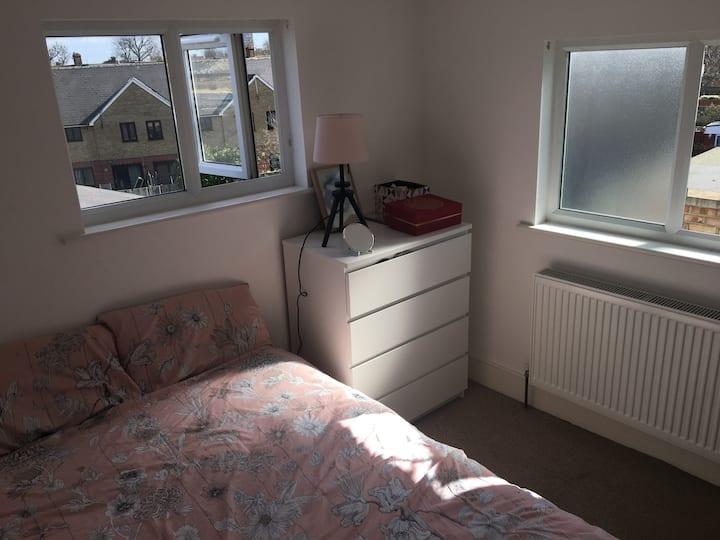 Cosy double room in a quiet area