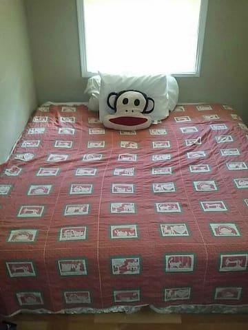 King Bed - Amory - Casa