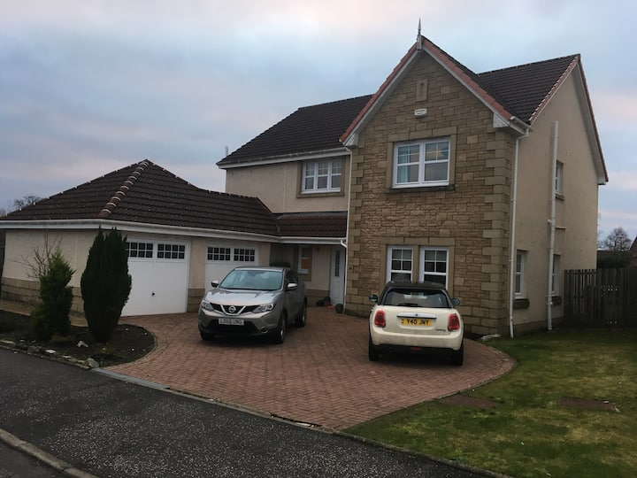 Balfron Family House