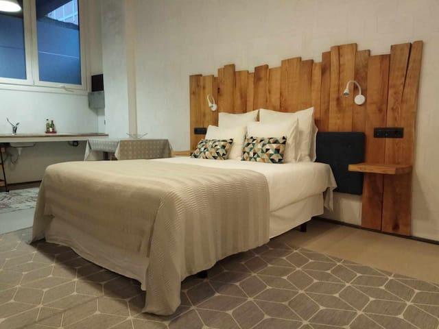 01 Nouvelle loft Getaria, Kabian