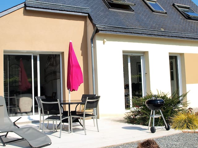 Confortable maison proximité ville de Guingamp - Ploumagoar - House