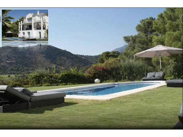 Holiday villa for rent in Marbella - Benahavis - Villa