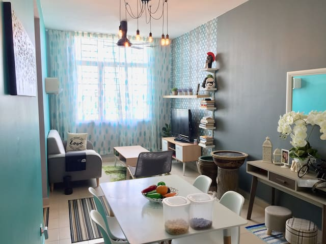 Cosy Apartment easy to Malacca city (Malay only)