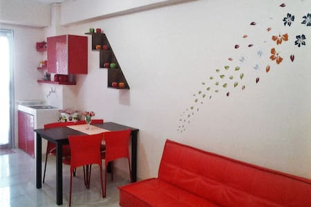 WIFI+3min to Seaview Mall 2BR RED - Penjaringan - Apartmen