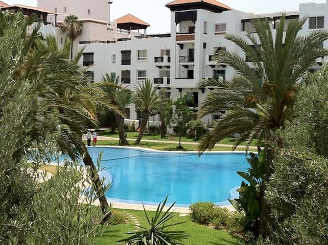 appartement de luxe marina agadir - Agadir