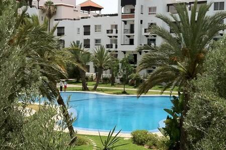appartement de luxe marina agadir - Agadir - Apartament