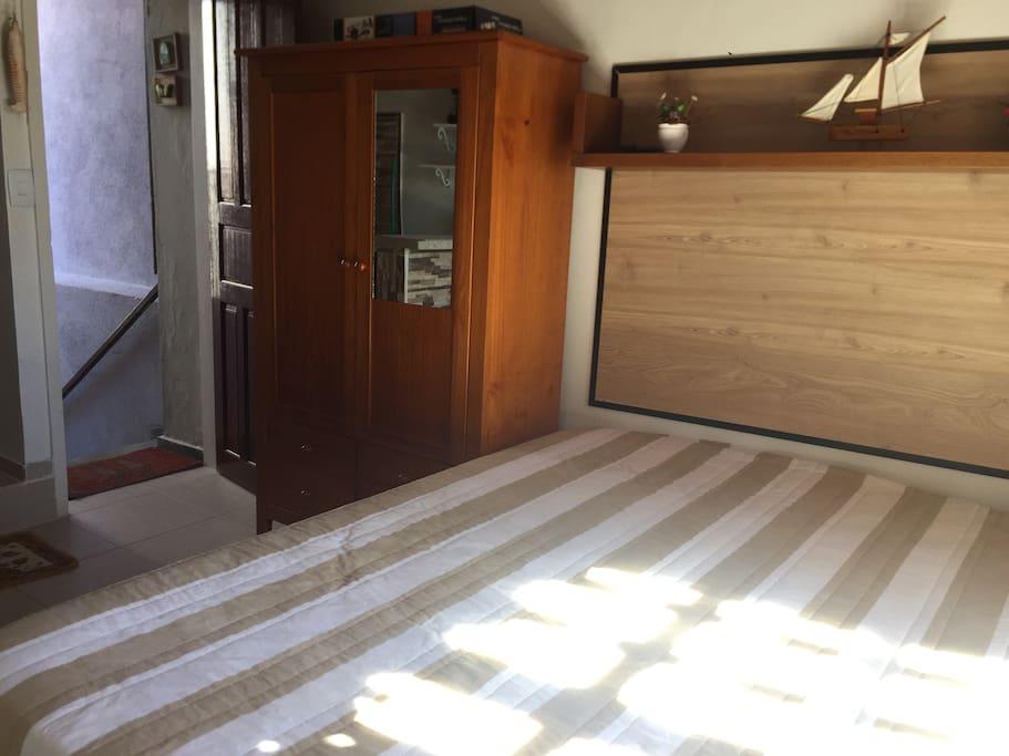 Quarto da suite