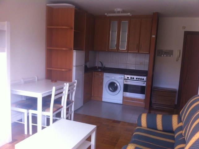 Apartamento con garaje - Logroño  - Leilighet