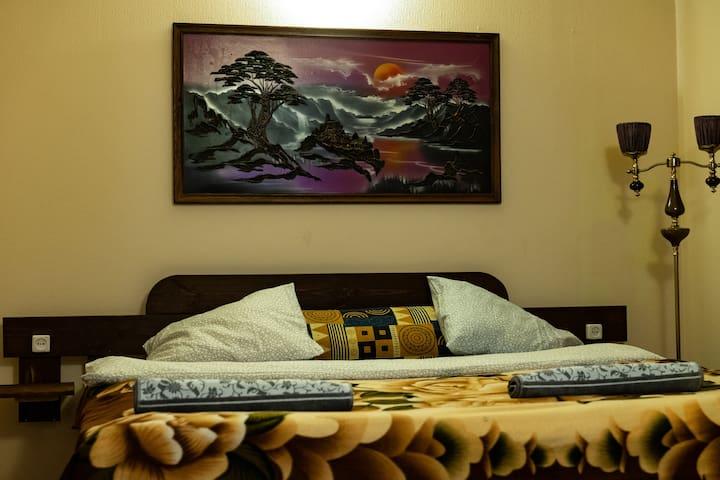 DOUBLE ROOM (DBL) LUCKY HOSTEL RIGA